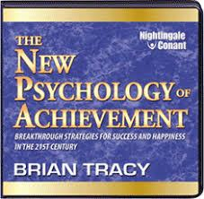 Brian Tracy. The psychology of achievement pdf download